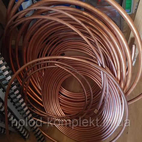 Мідна труба 8х1 - 50 м, фото 2