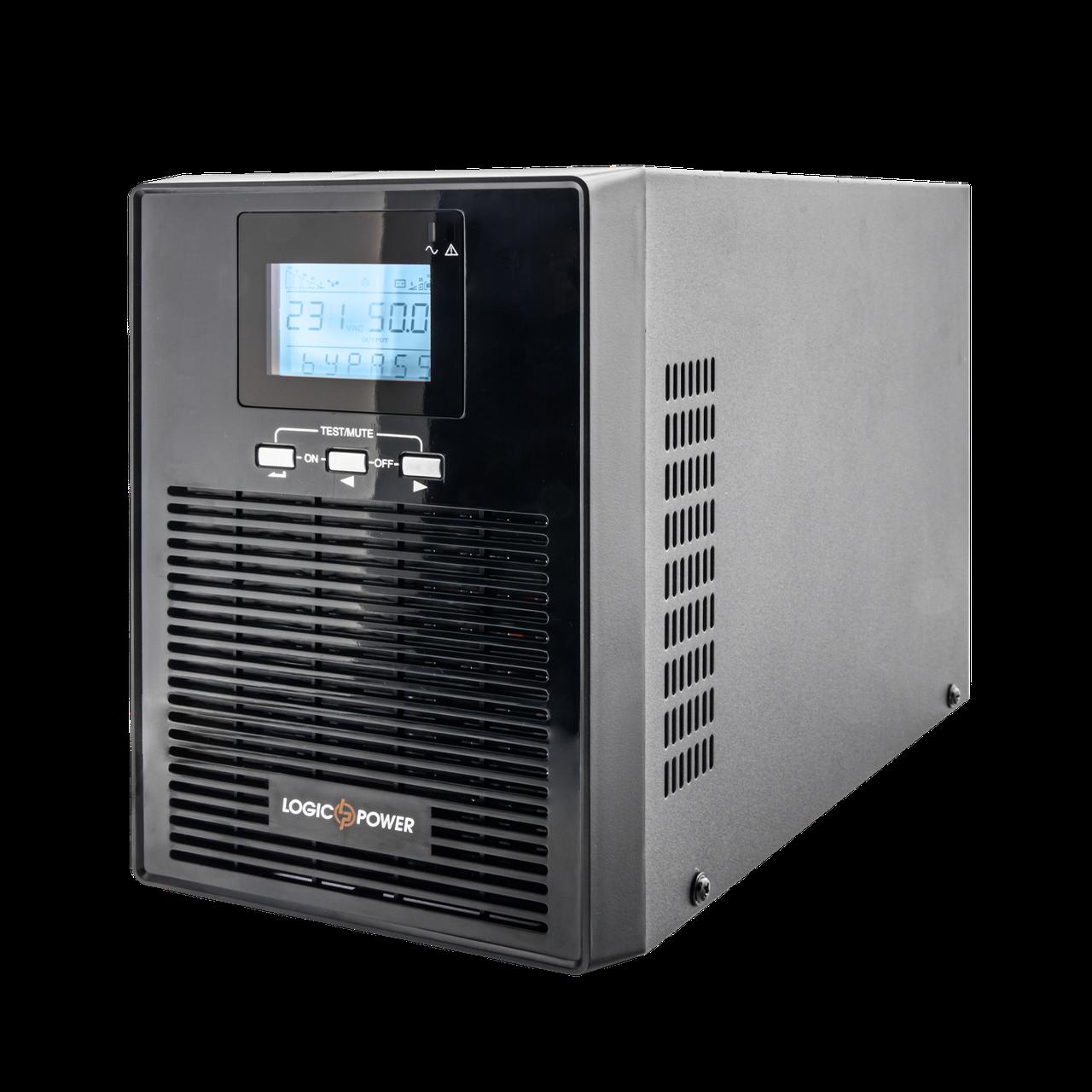 ИБП (UPS) Smart-UPS LogicPower-1000 PRO с комплектом батарей