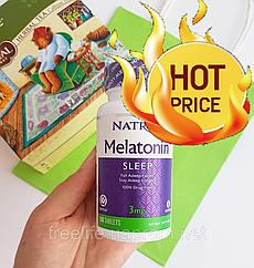 Мелатонін препарат для міцного і здорового сну. Нормалізує обмін речовин, офіційний сайт