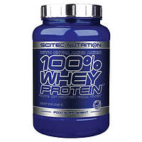 Протеин Scitec 100% Whey Protein, 920 грамм Молочный шоколад