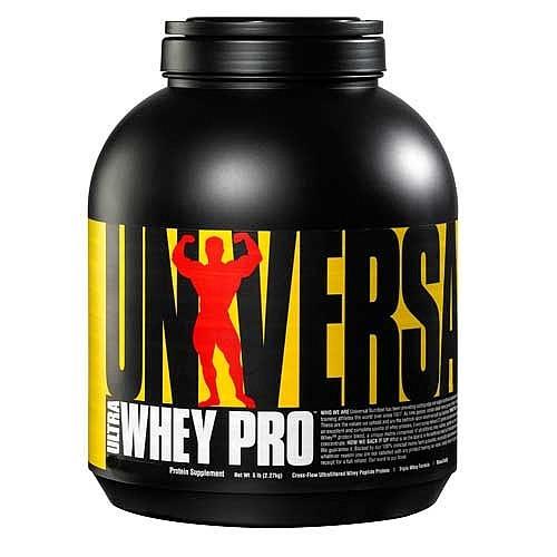 Протеин Universal Ultra Whey Pro, 2.27 кг Печенье крем
