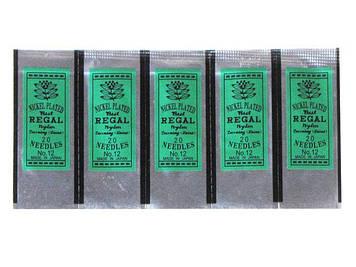 """Голки для бісеру """"Regal"""" (20шт) №12/Японія/(5)(200)"""