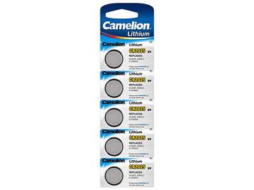 Батарейка Camelion CR2025/5bl 3V(5)(50)