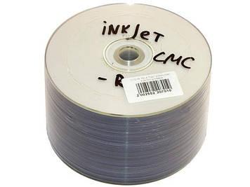 DVD-R 16х 4.7 Gb/120min CMC bulk №1168 (50)printable