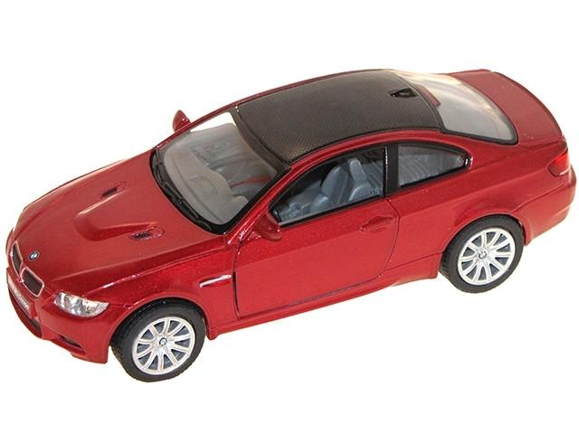 """Машина метал. """"Kinsmart"""" BMW M3 Coupe,в кор-ці,16х8,5х7,5см №KT-5348-W(24)(96)"""