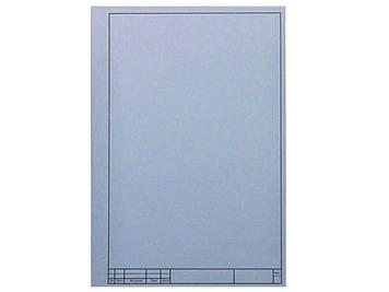 Ватман біл. з вел. рамкою A4 200г/м2(100)(500)