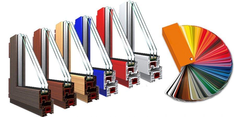 Металлопластиковые ограждающие строительные конструкции