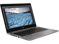 6TW65EA Ноутбук HP ZBook 14 G6 14UHD IPS 600nits/Intel i7-8565U/16/512F/int/W10P, 6TW65EA