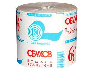 Туалетний папір Обухів 1с картон(48)