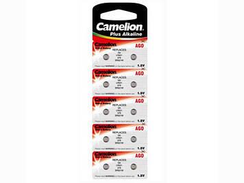Батарейка Camelion Алкалайн AG0/10bl(10)(100)