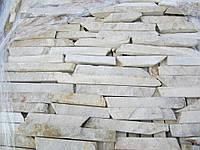Фасадно-стеновая нарезка из песчаника 3см, купить Киев