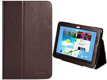 Чохол для планшета з підставкою Defender Leathery case  №26015 7дюймів шкірзам.(корич.)