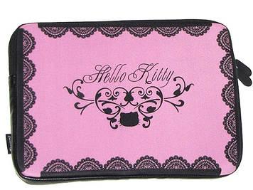 """Чохол для ноутбука """"Axent"""" 12дюймів Hello Kitty №5105"""