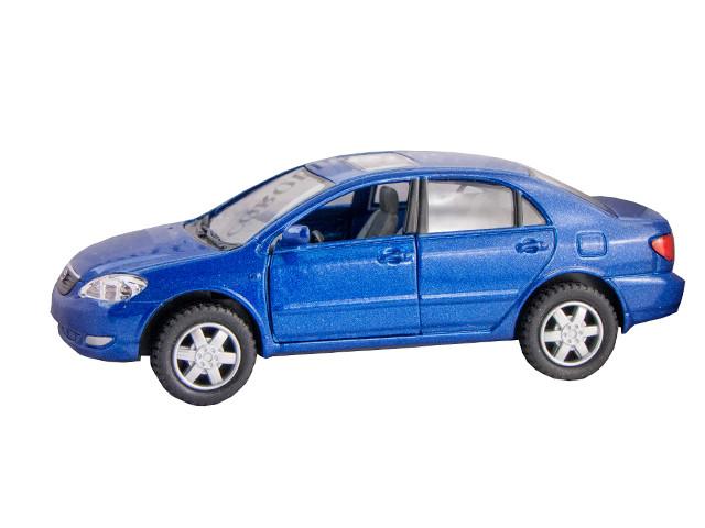 "Машина метал. ""Kinsmart"" Toyota Corolla,в кор-ці №KT-5099-W(24)(96)"