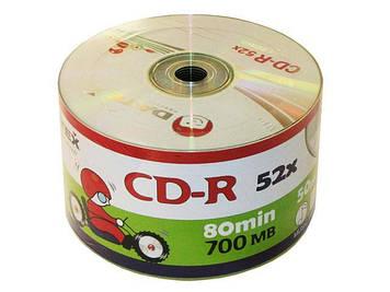 """CD-R """"Datex"""" 52x 700mb №0741 bulk(50)"""