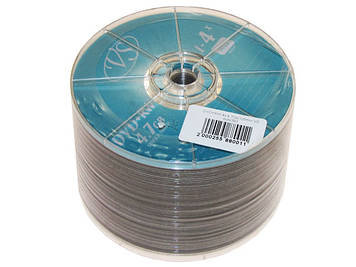 "DVD+RW ""VS"" 4х 4.7Gb/120min bulk(50)"