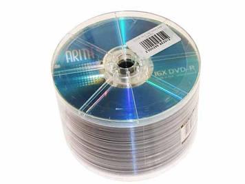 DVD-R 16х 4.7 Gb/120min Arita bulk(50)