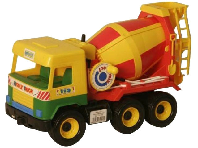 "Бетонозмішувач мал. ""Super truck"" 58х27х18см №36590"