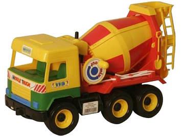"""Бетонозмішувач малий. """"Super truck"""" №36590 58х27х18см"""