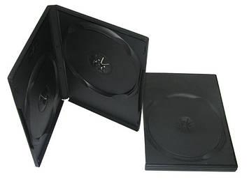 Футляр Box DVD 2шт 14мм(100)