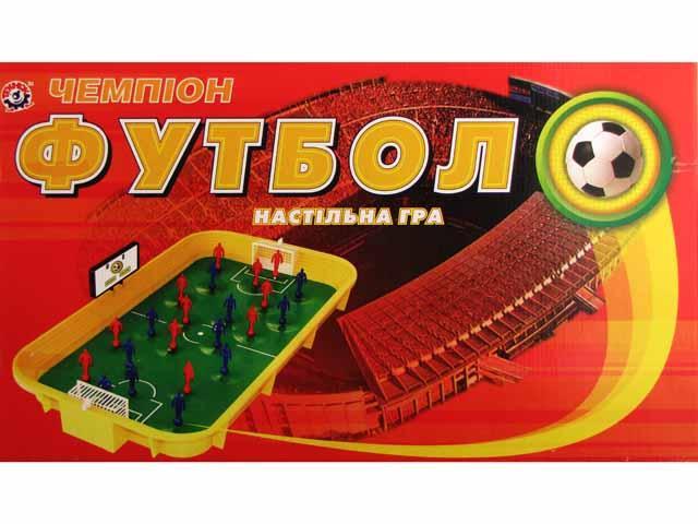 """Футбол на пружинах,укр.,""""Технокомп"""",в кор-ці №0335(4)"""