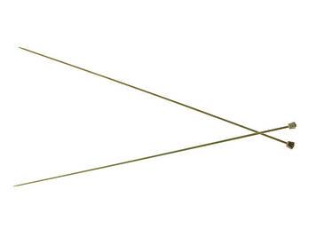 Спиці в'язальні пласт. 3мм(10)