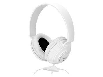Навушники TDK MPi110 Over-Ear Headphones white+пульт упр. смартфоном