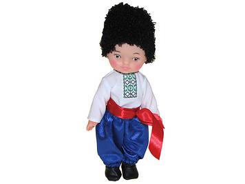 """Лялька """"Українець"""" у вишиванці №В223/4"""