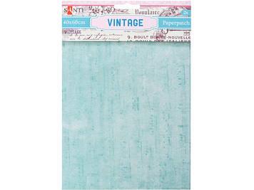 """Папір для декупажу """"Santi"""" Vintage 40х60см 2арк. №952479"""