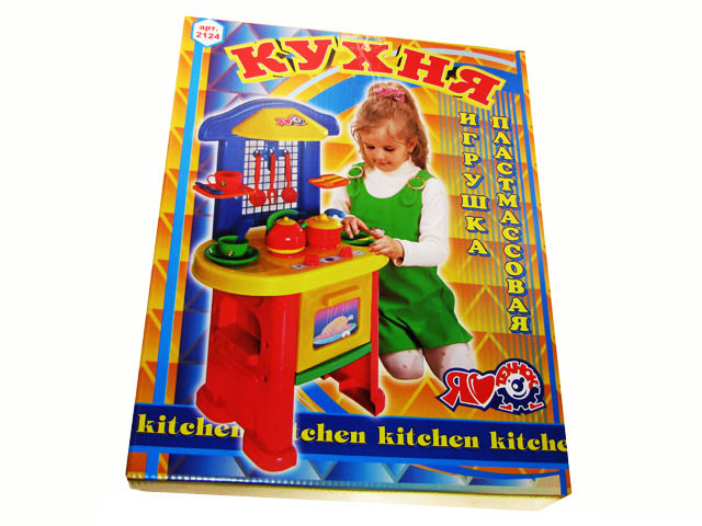 "Кухня 3 пласт. ""Технокомп"" №2124(3)"