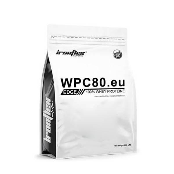 Протеин IronFlex WPC EDGE Instant, 2.27 кг Лимонный пирог