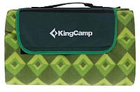 Коврик для пикника KingCamp Picnik Blankett KG4701, зеленый, фото 1