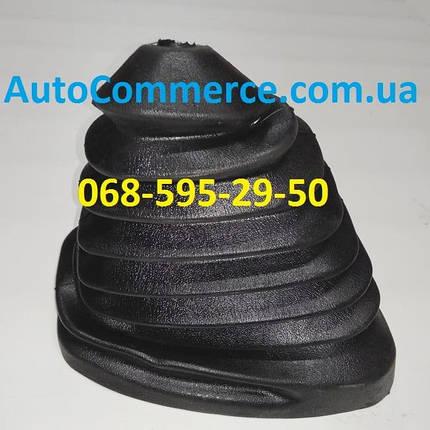 Пыльник кулисы КПП FAW 1031, FAW 1041, FAW 1051, FAW 1061 ФАВ, фото 2