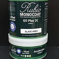 Молекулярна олійна еко-фарба RMC OIL+2C standart colors, набір 350мл=15м2
