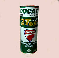 Масло DUCATI 2T DUE MOTO1л про-во Италия