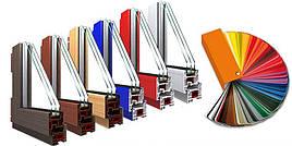 Офісні перегородки з металопластикових виробів