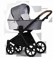 Универсальная детская коляска 2 в 1 Baby Merc Mango M/200 Серый