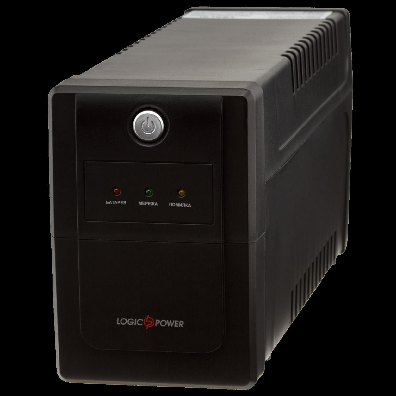 Источник бесперебойного питания LogicPower LPM-825VA-P(577Вт)