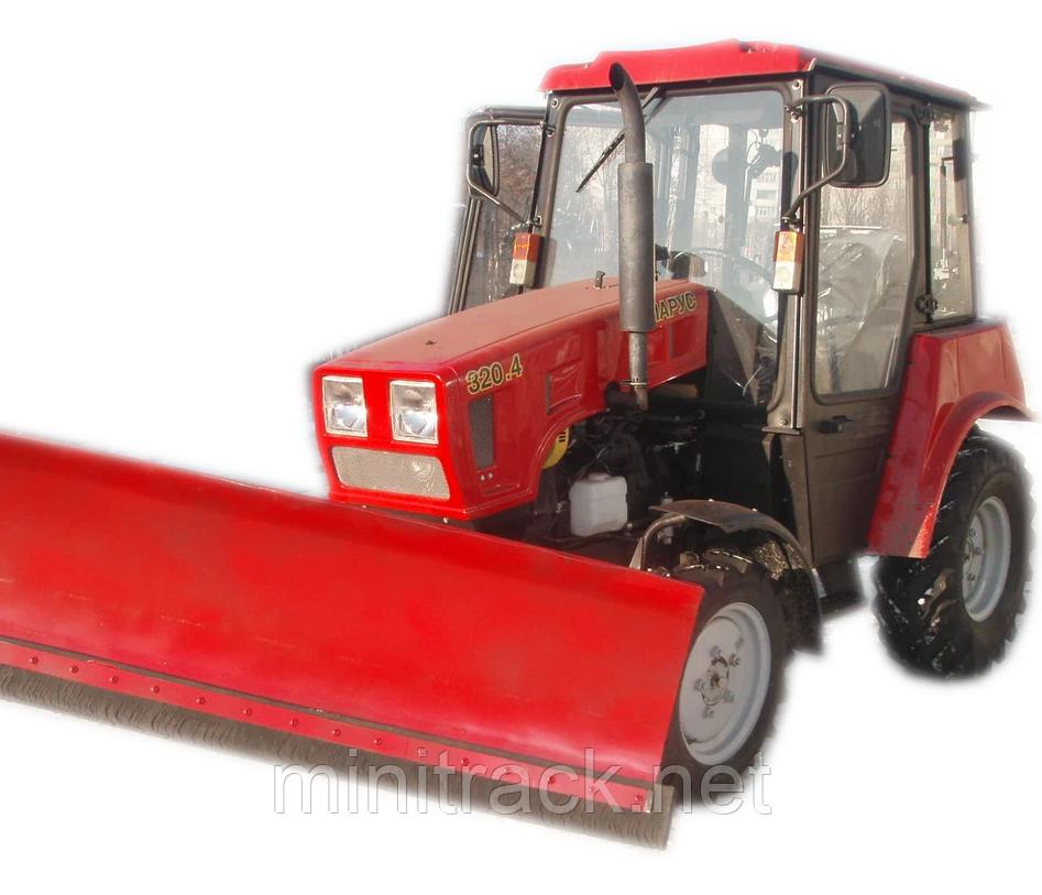 Отвал для трактора МТЗ 320 2 м