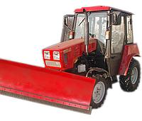 Отвал для трактора МТЗ 320 2 м, фото 1