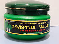 Крем-бальзам антисептический Золотая чага микотон