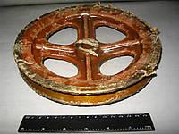 Шкив компрессора ЗИЛ-130 (D=235мм), 120-3509030