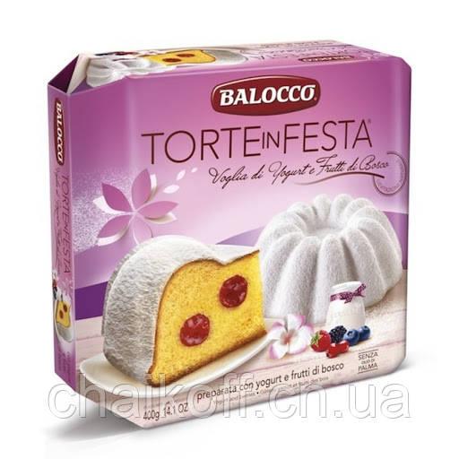 Пасхальный куличBalocco Torte in Festa 400 г (Италия)