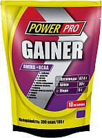 Гейнер Power Pro Gainer, 1 кг Банан