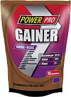Гейнер Power Pro Gainer, 1 кг Шоколад