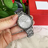 Mini Focus MF0040L.02 All Silver Diamonds, фото 8