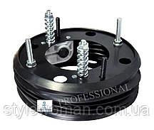 Наклонный механизм на парикмахерскую мойку крепеж диаметр 21см