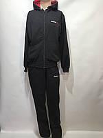 Мужской весенний спортивный костюм в стиле Reebok (большой размер) 56 / 58 / 60 / 62 / 64 р., фото 1