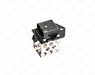 Реле (резистор) вентилятора на Renault Trafic II 2001->2014 - Nissan (Оригінал) - 21493-00QAD