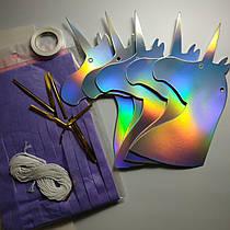 Гирлянда бумажная Единорог с тассел SoFun картон